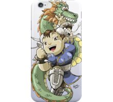 Chinese Fighter iPhone Case/Skin