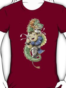 Chinese Fighter T-Shirt