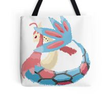 Kelly's Milotic (No outline) Tote Bag