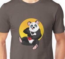 Sweet panda Unisex T-Shirt
