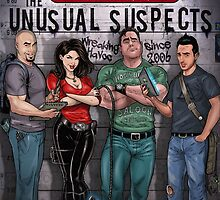 SheVibe Presents The Unusual Suspects Cover Art by shevibe