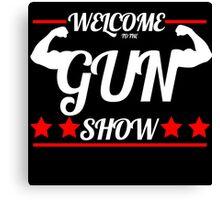 Gun Show Canvas Print