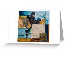 Organica Greeting Card