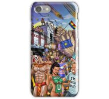 SheVibe Takes On Key West Fantasy Fest iPhone Case/Skin