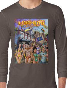 SheVibe Takes On Key West Fantasy Fest Long Sleeve T-Shirt