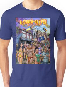 SheVibe Takes On Key West Fantasy Fest Unisex T-Shirt
