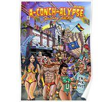 SheVibe Takes On Key West Fantasy Fest Poster