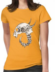 ITCH Womens Fitted T-Shirt