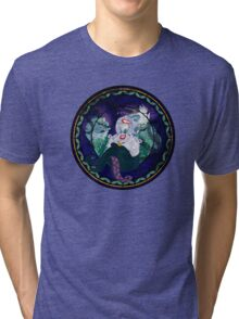 Ursula Stained Glass Tri-blend T-Shirt