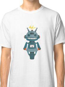 Cute little Robot Classic T-Shirt