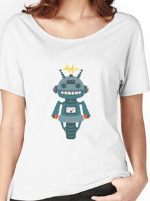 Cute little Robot Women's Relaxed Fit T-Shirt