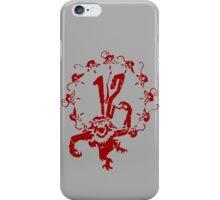 A Dozen Simians iPhone Case/Skin