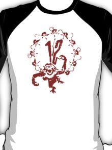 A Dozen Simians T-Shirt