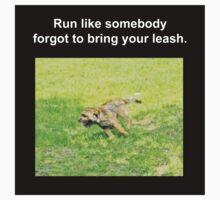Run Baby Tee