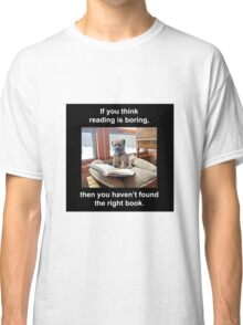 The Right Book Classic T-Shirt
