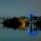 Blue Reflection by Bradley Old