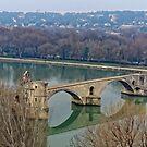 Le Pont d'Avignon by Stephen Frost