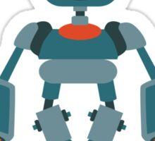 Cute little Robot Sticker