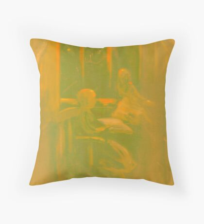 Fairy Stories Throw Pillow