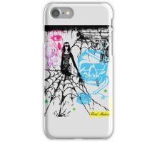 WEB OF ART iPhone Case/Skin
