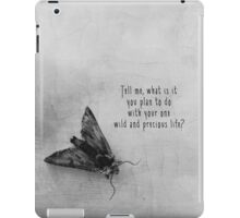 Wild And Precious iPad Case/Skin