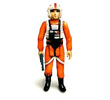Vintage Action Figure  Photographic Print