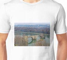 Le Pont d'Avignon Unisex T-Shirt