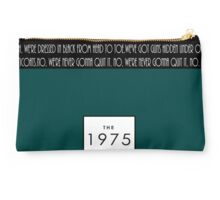 The 1975 Chocolate Studio Pouch