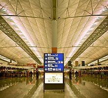 Hong Kong International by Keegan Wong