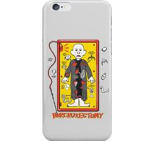 Horcruxectomy iPhone Case/Skin