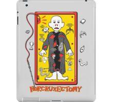 Horcruxectomy iPad Case/Skin