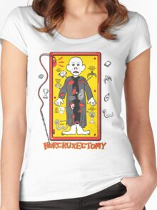 Horcruxectomy Women's Fitted Scoop T-Shirt