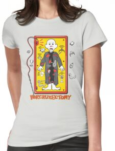 Horcruxectomy Womens Fitted T-Shirt