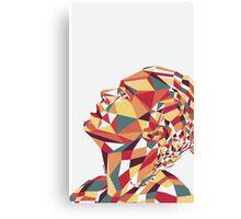 Geometric Harry Canvas Print