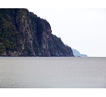 The Cliffs-Old Woman Bay Photographic Print