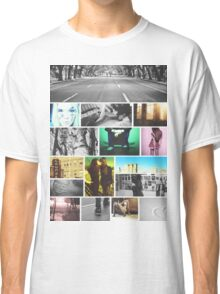 Photo City Collage Classic T-Shirt