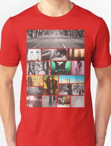 Photo City Collage T-Shirt