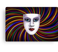 The Mask Wall Art Canvas Print