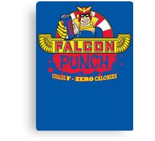 Falcon Punch Canvas Print