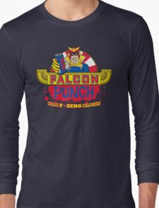 Falcon Punch Long Sleeve T-Shirt