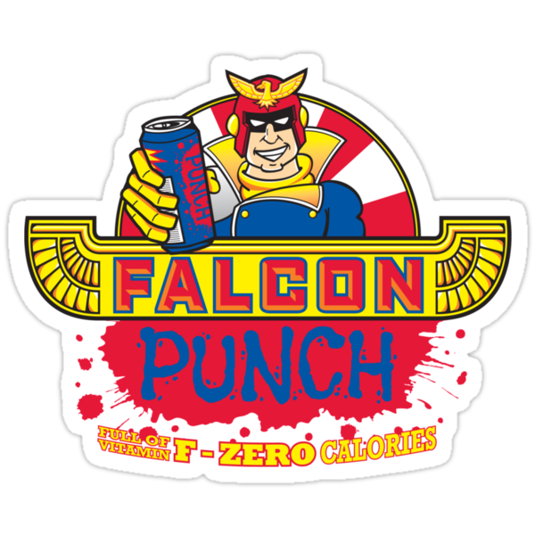 Falcon Punch by TheBensanity