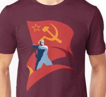 Peace, Work, Socialism! Unisex T-Shirt