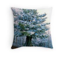 FIR TREE, CLINGMANS DOME* Throw Pillow