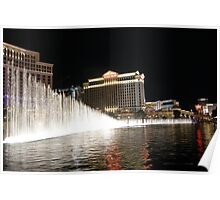 Fountains Poster