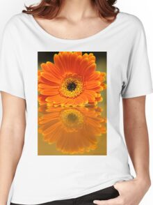 Double Orange Women's Relaxed Fit T-Shirt