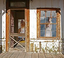 Beckoning - Ghosts of a bygone era. by Dean Warwick