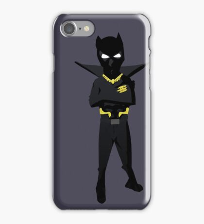 Don't cross Black panther iPhone Case/Skin