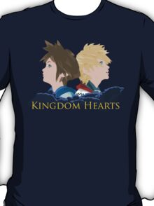 Sora & Roxas Back to Back T-Shirt