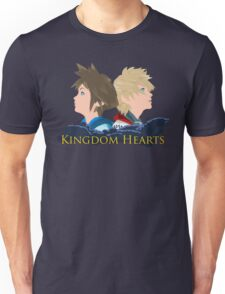 Sora & Roxas Back to Back Unisex T-Shirt