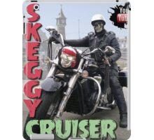 Skeggy Cruiser iPad Case/Skin